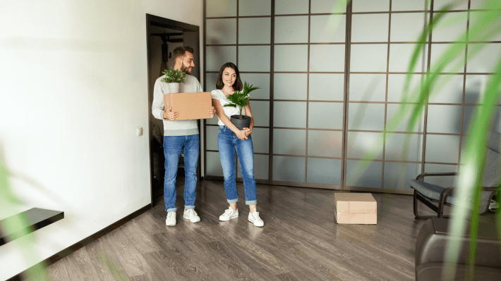 renting and decorating